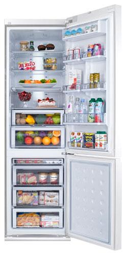 двухкамерный холодильник Samsung RL-55 TTE1L