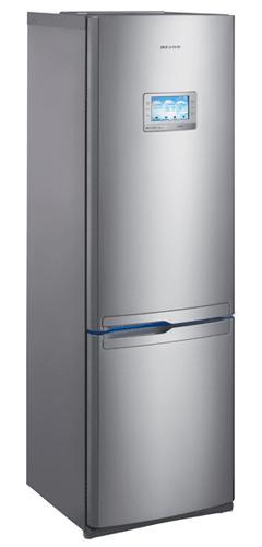 двухкамерный холодильник Samsung RL55VQBRS1/BWT