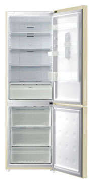 двухкамерный холодильник Samsung RL-56 GSBVB