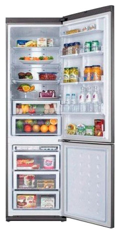 двухкамерный холодильник Samsung RL-57 TEBIH
