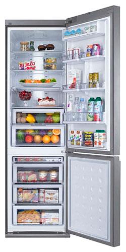 двухкамерный холодильник Samsung RL-57 TTE5K