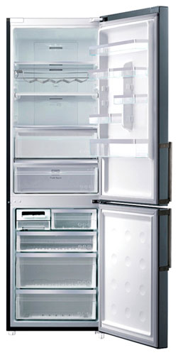 двухкамерный холодильник Samsung RL-59 GYEIH
