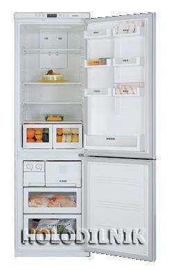 двухкамерный холодильник Samsung RL 33 EA SW