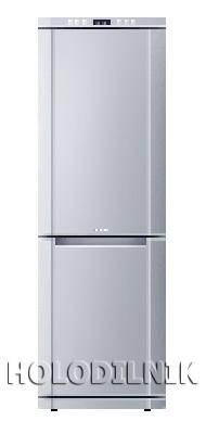 двухкамерный холодильник Samsung RL 36 EBSW