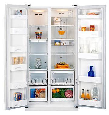 холодильник Side by Side Samsung RS 20 NC SV