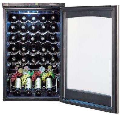 винный шкаф Samsung RW-13 EBSS