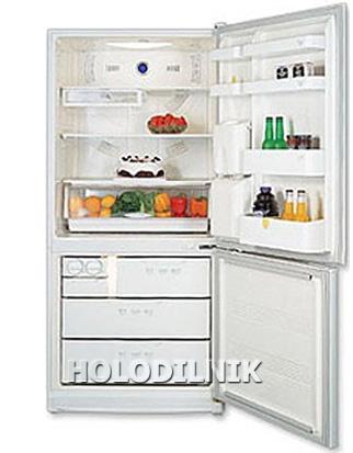 двухкамерный холодильник Samsung SRL 629 EV