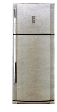 двухкамерный холодильник Sharp SJ-P64MGY
