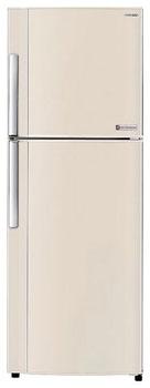 двухкамерный холодильник Sharp SJ-391SBE