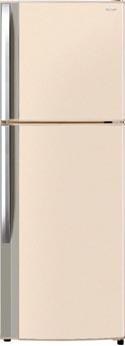 двухкамерный холодильник Sharp SJ 431 SBE