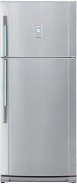 двухкамерный холодильник Sharp SJ-692 NSL