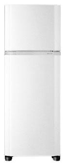 двухкамерный холодильник Sharp SJ-CT401RWH