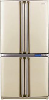двухкамерный холодильник Sharp SJ-F96SPBE