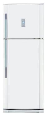 двухкамерный холодильник Sharp SJ-P482NWH