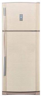 двухкамерный холодильник Sharp SJ-P642NBE