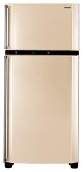 двухкамерный холодильник Sharp SJ-PT481RBE