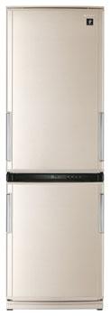 двухкамерный холодильник Sharp SJ-WM331TB