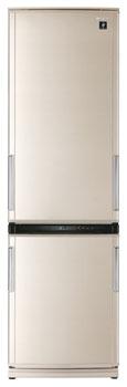 двухкамерный холодильник Sharp SJ-WM371TB