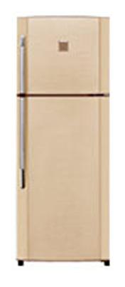 двухкамерный холодильник Sharp SJ 42 MBE