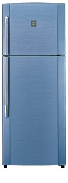 двухкамерный холодильник Sharp SJ 42 MBL
