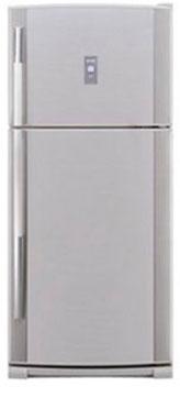 двухкамерный холодильник Sharp SJ 42 MSL