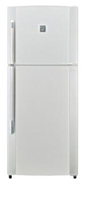 двухкамерный холодильник Sharp SJ 42 MWH