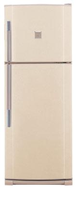 двухкамерный холодильник Sharp SJ 48 NBE