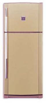 двухкамерный холодильник Sharp SJ 59 MBE