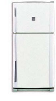 двухкамерный холодильник Sharp SJ-59 MWH