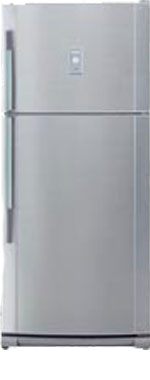 двухкамерный холодильник Sharp SJ-641 NSL
