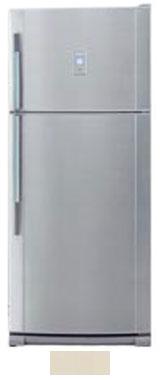 двухкамерный холодильник Sharp SJ-691NBE
