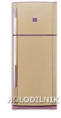 двухкамерный холодильник Sharp SJ-69 MBE