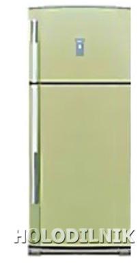 двухкамерный холодильник Sharp SJ-69 MGL