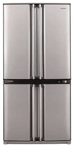 Многокамерный холодильник Sharp SJ-F740STSL