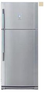 двухкамерный холодильник Sharp SJ-P641 NBE