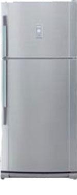 двухкамерный холодильник Sharp SJ-P641 NSL