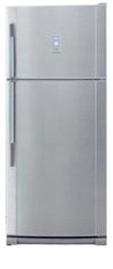 двухкамерный холодильник Sharp SJ-P691NSL