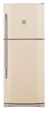 двухкамерный холодильник Sharp SJ P 44 NBE