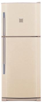 двухкамерный холодильник Sharp SJ P 48 NBE