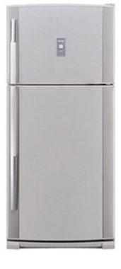 двухкамерный холодильник Sharp SJ P 48 NSL
