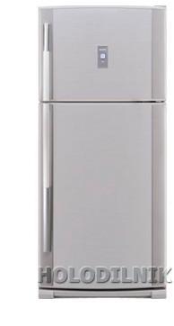 двухкамерный холодильник Sharp SJ-P 59 MSL