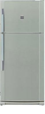 двухкамерный холодильник Sharp SJ-P 692 NGR