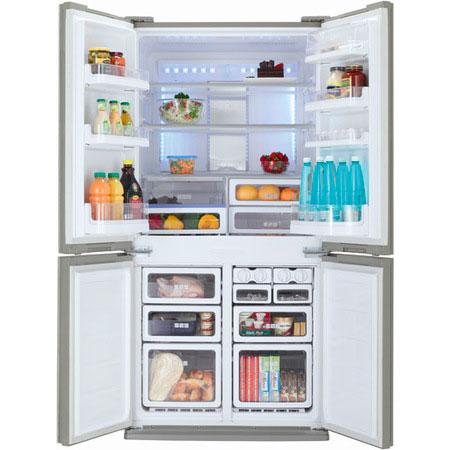 Многокамерный холодильник Sharp SJ-FP97VBE