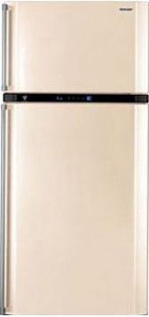 двухкамерный холодильник Sharp SJPT 561 RB