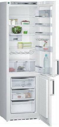 двухкамерный холодильник Siemens KG 39 EX 35