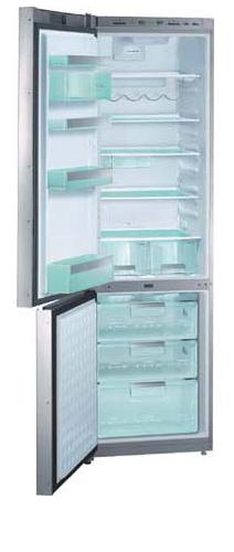 двухкамерный холодильник Siemens KG 36 U 199