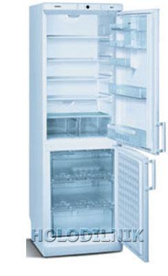двухкамерный холодильник Siemens KG 36 V 310 SD