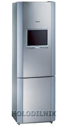 двухкамерный холодильник Siemens KG 39 MT 90