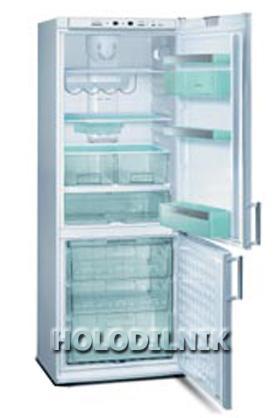 двухкамерный холодильник Siemens KG 40 U 123