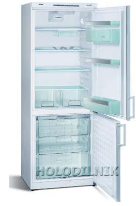 двухкамерный холодильник Siemens KG 43 S 123